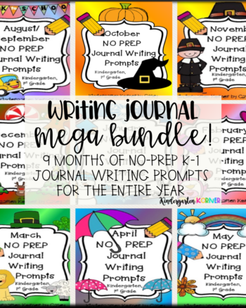 Journal Bundle for the Year