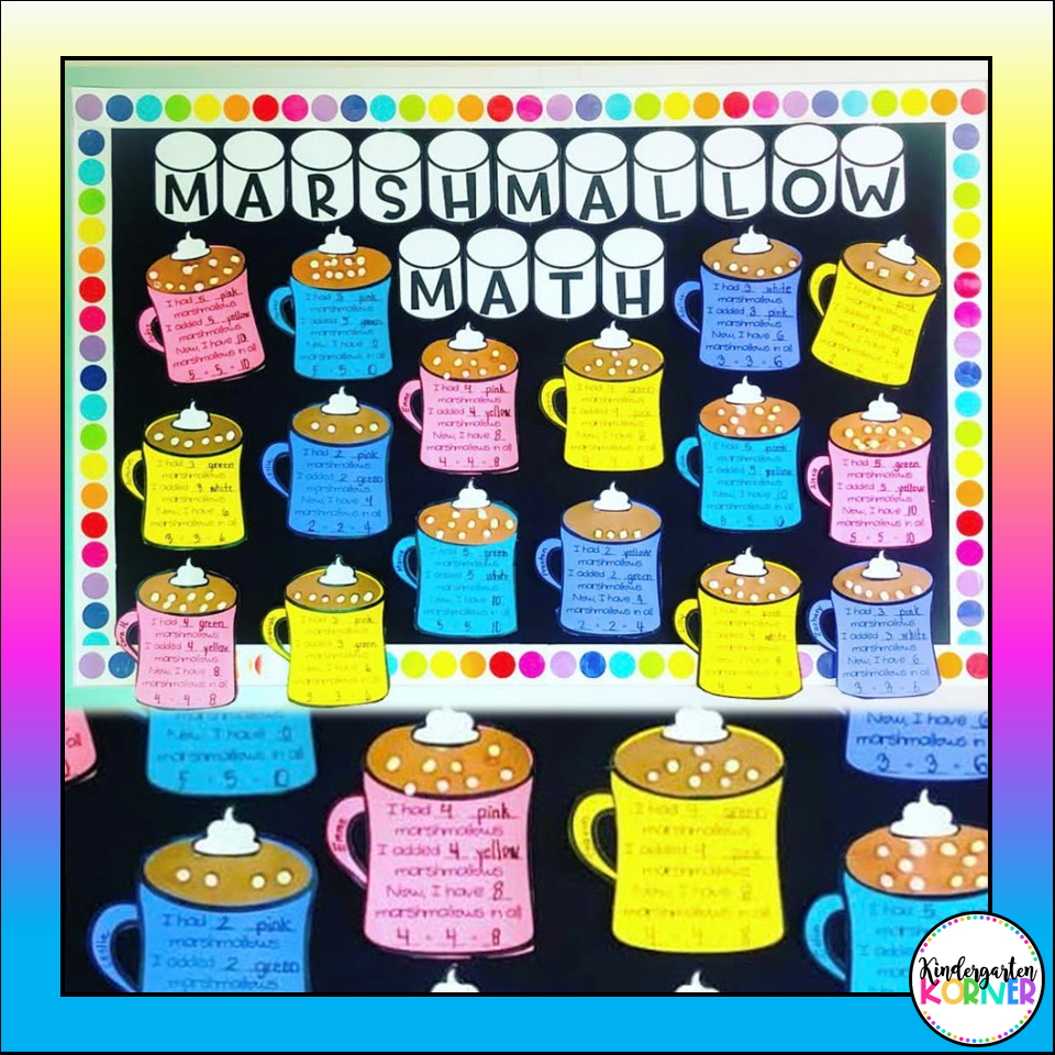 Marshmallow Math Winter Resources