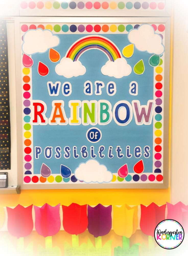 Rainbow of Possiblities