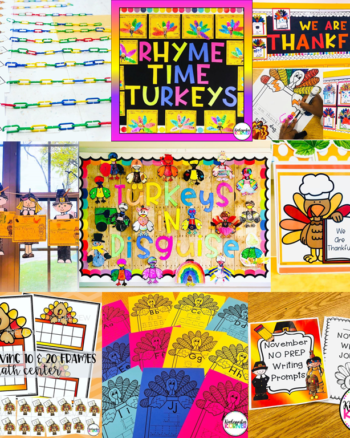 Thanksgiving Ideas for Kindergarten