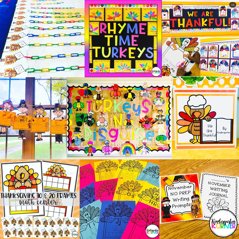 16+ Kindergarten Mini-Bundle, Years Included Image