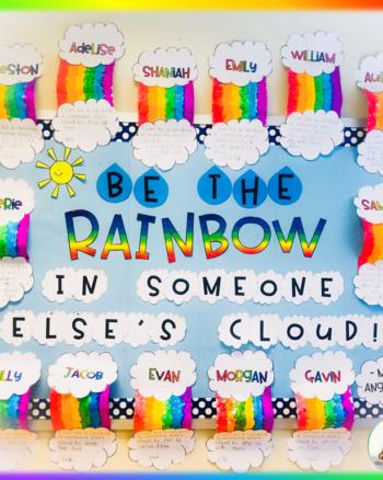 Be the Rainbow