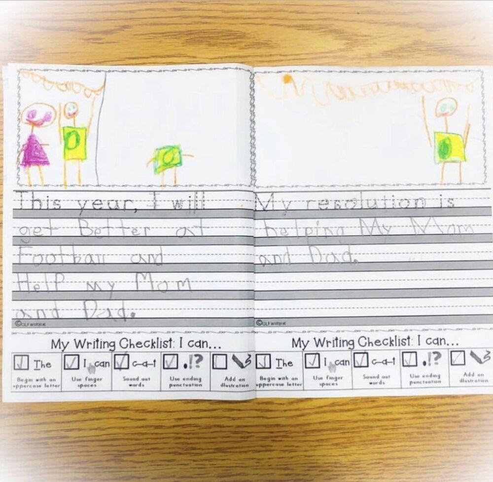 January Resources for Kindergarten