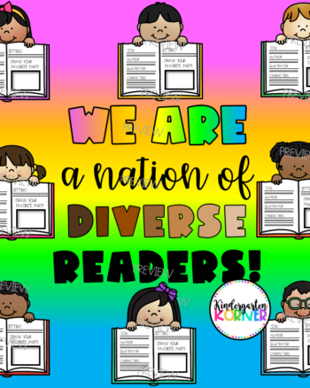 Teaching Diversity in Kindergarten