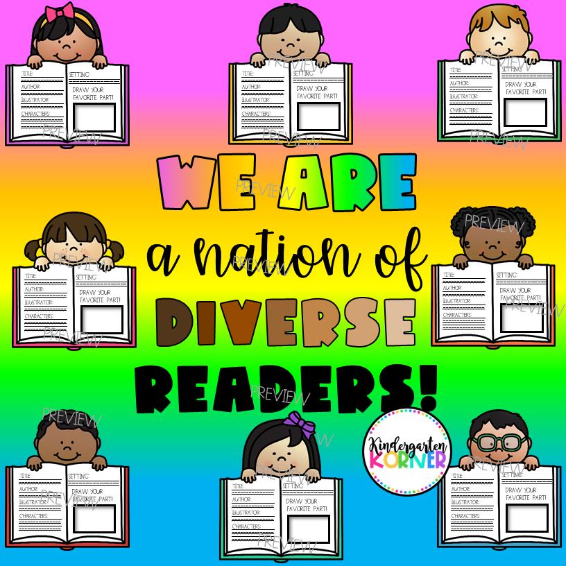 Teaching Diversity in Kindergarten